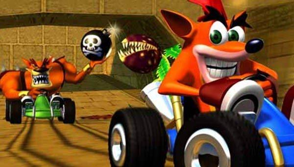 Crash Bandicoot se cuela en Grand Theft Auto V