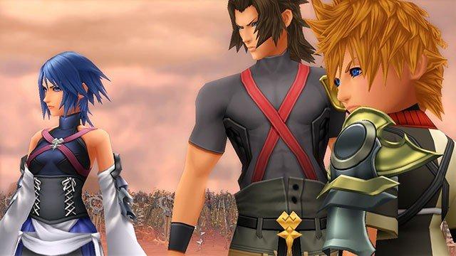 E3 2016 U-tad: Square Enix no tiene previsto una compilación para PlayStation 4 de Kingdom Hearts