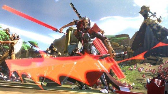 Battleborn pierde jugadores a gran velocidad