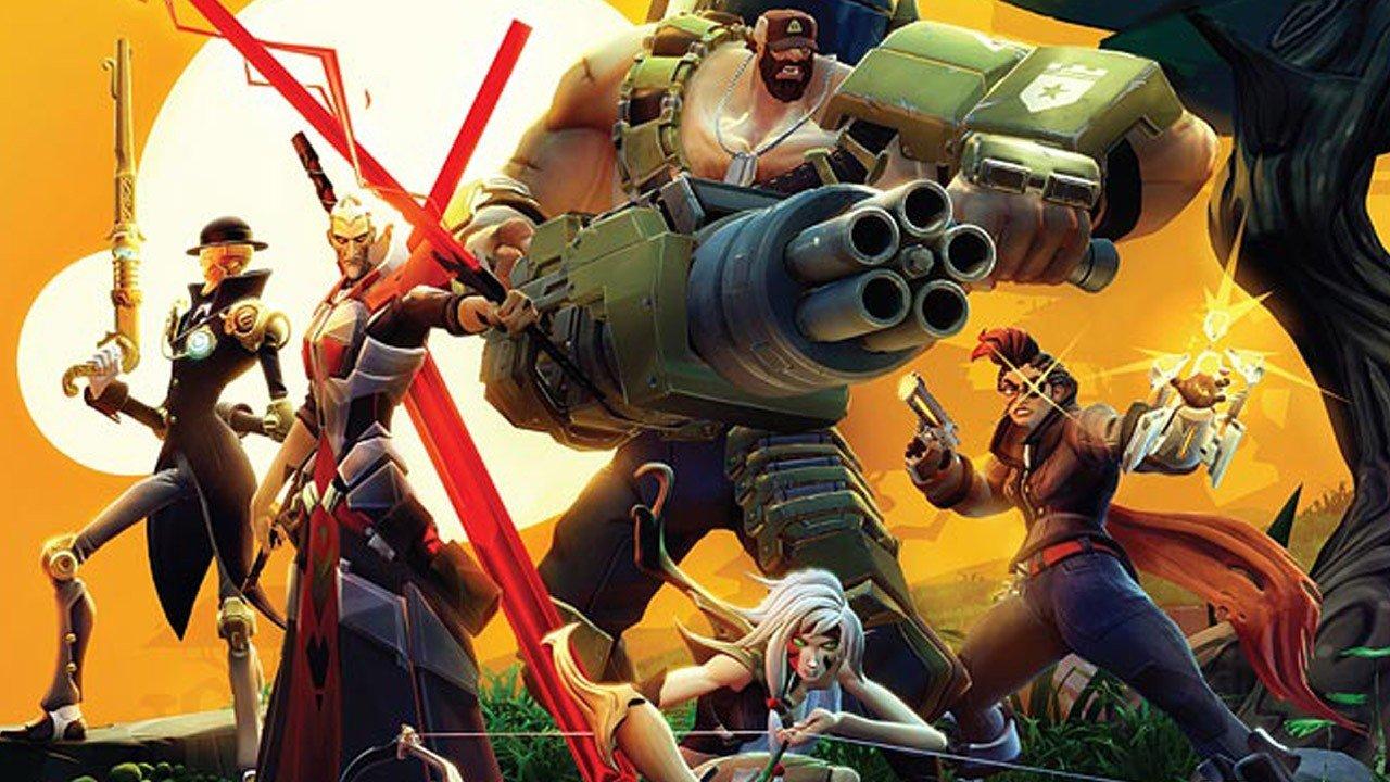 Battleborn: Sus jugadores más fieles se unen para salvar el juego
