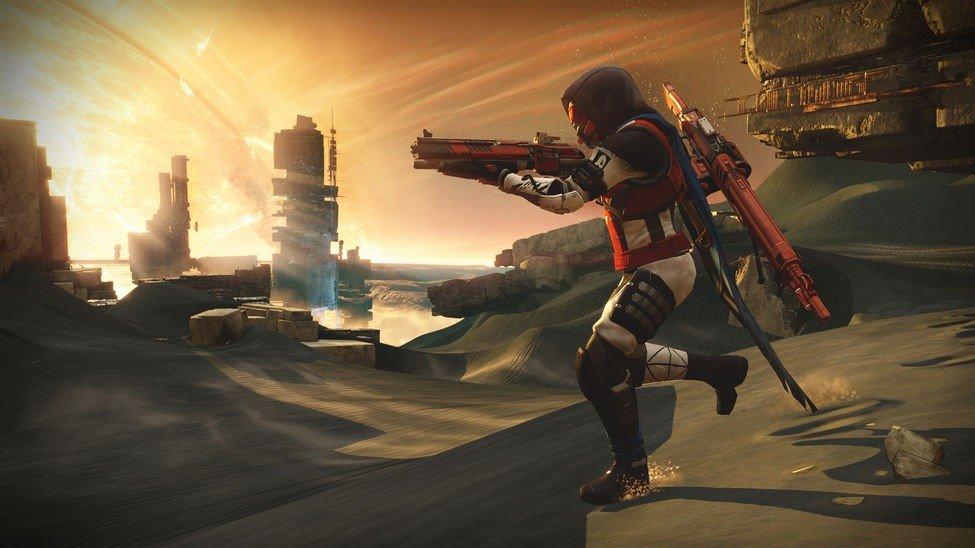 Destiny aparece como gratuito en las tiendas digitales, pero sólo es una demo