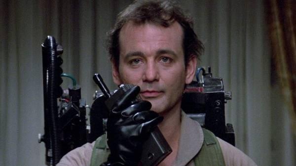 Así sería Juego de Tronos protagonizado por Bill Murray como Cazafantasma