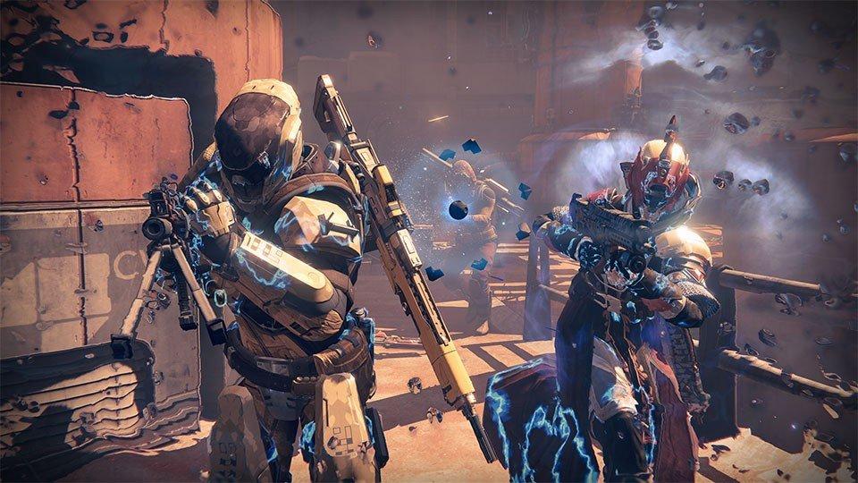 Destiny: Sus creadores aseguran que el juego nunca terminará