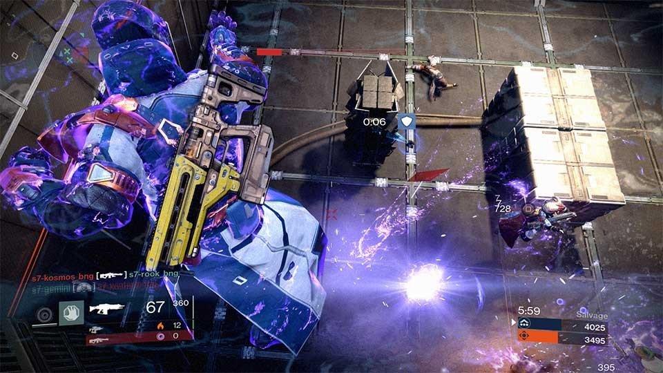 Destiny: Un equipo ayuda a un niño con autismo a completar su primera raid