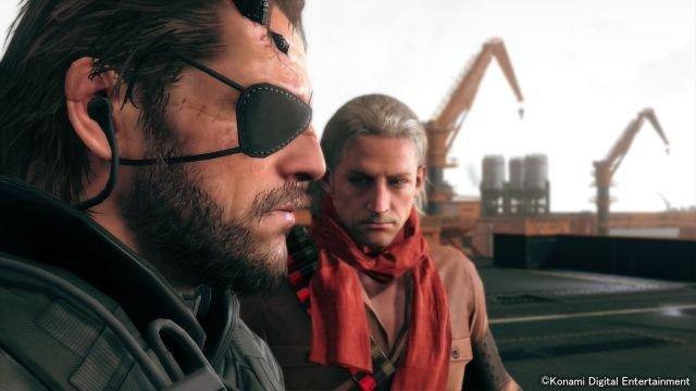 Metal Gear Solid V: La actualización trae grandes novedades