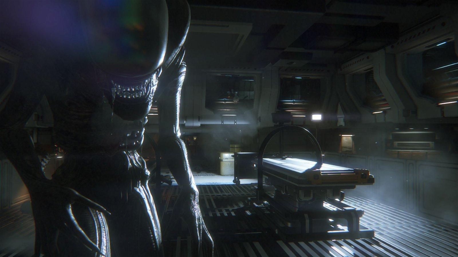 Alien: Isolation podría tener una versión en VR