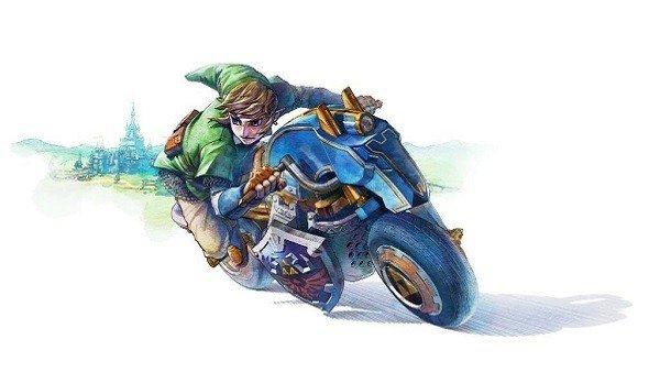 The Legend of Zelda: Breath of the Wild podría haber tenido motos, guitarras eléctricas y aliens