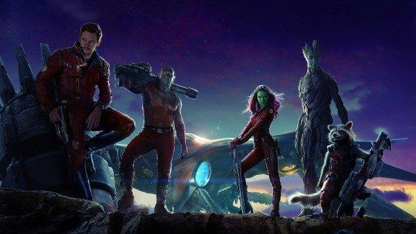 Guardianes de la Galaxia 2 será la primera película rodada en 8K