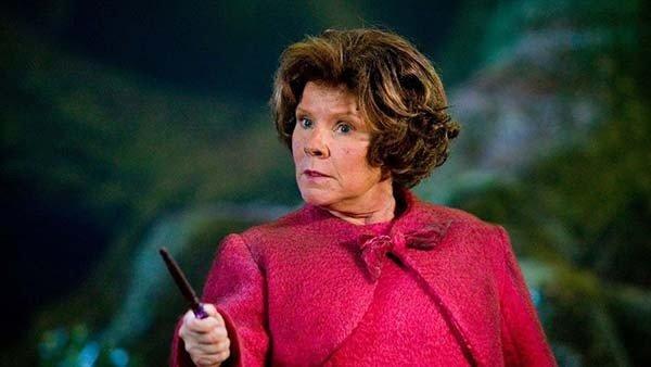 Harry Potter: La actriz que dio vida a Dolores Umbridge desvela la escena más dura de rodar