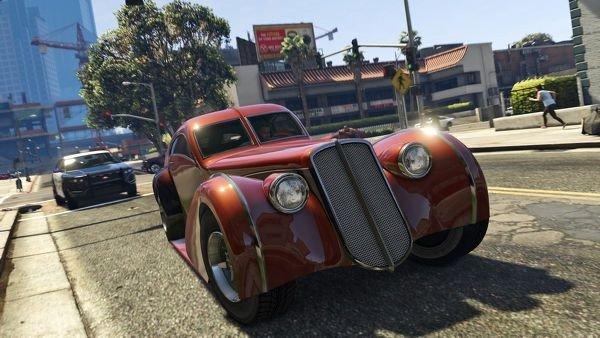 Grand Theft Auto V: Mira este vídeo de una IA aprendiendo a conducir
