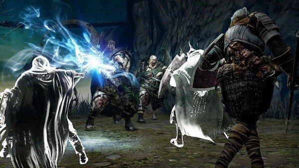 Dark Souls 2 es completado sin recibir un solo golpe por primera vez
