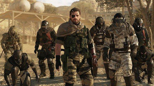 Metal Gear Solid V: Definitive Edition ya tiene fecha de lanzamiento