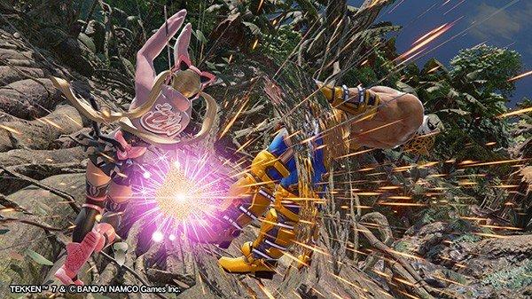 Tekken 7 apostará por los e-Sports
