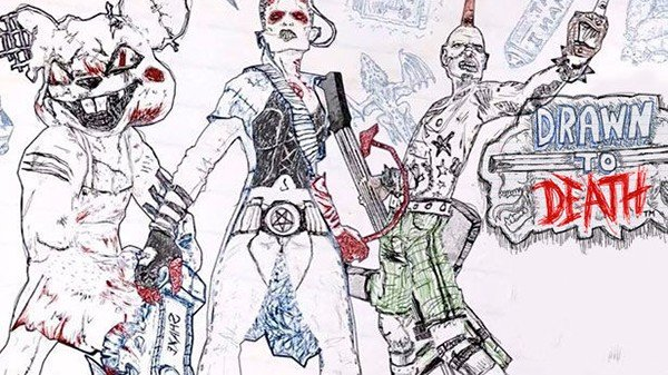 Drawn to Death llegará en abril a PlayStation 4