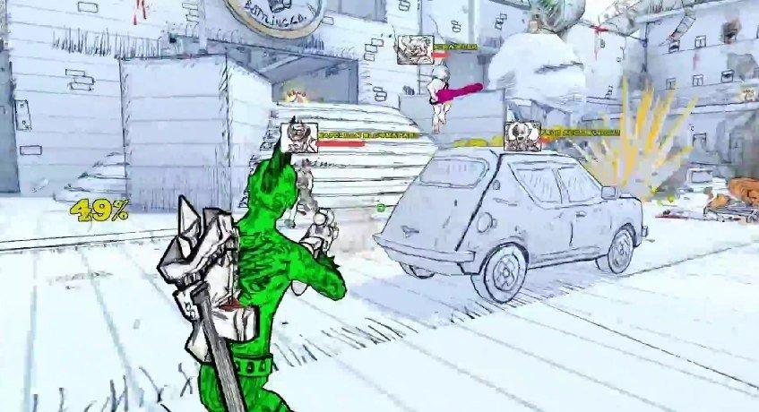 PlayStation Plus anuncia Drawn to Death como juego gratuito para abril