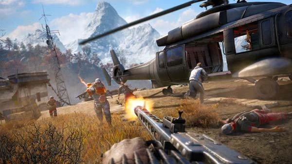 Far Cry 5 podría ubicarse en el Estados Unidos actual