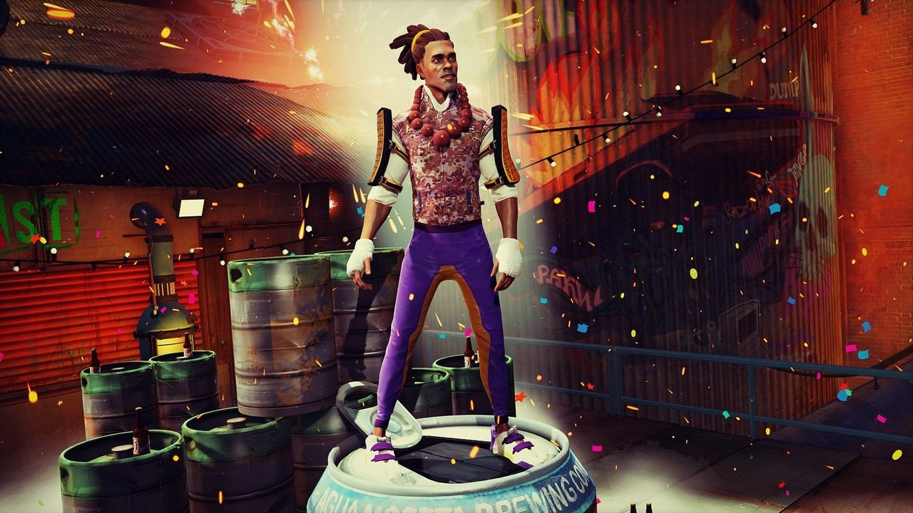 E3 2016 U-tad: Sunset Overdrive podría llegar a PC