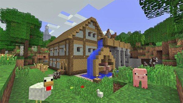 Minecraft presenta su mercado donde comprar mapas y aventuras con dinero real