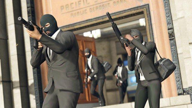 GTA V Online: Los jugadores están recibiendo grandes cantidades de dinero