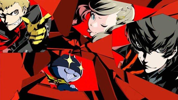 Persona 5 muestra sus invocaciones en un gameplay