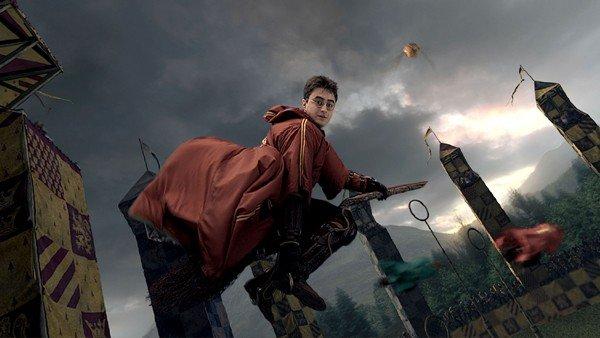Harry Potter revela por qué llevaba el número 7 jugando a quidditch