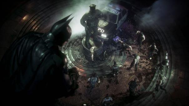 Batman: Arkham Night puede conseguirse para PC por 5 euros