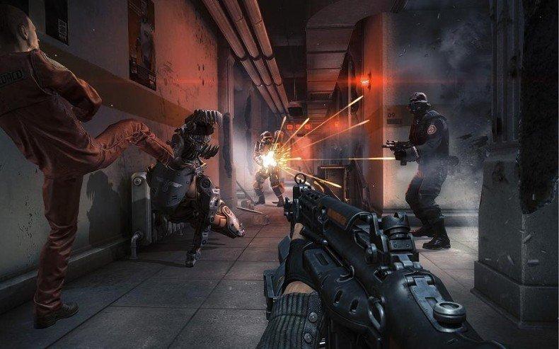Juego E3 2017 U-tad del día: Wolfenstein: The New Colossus