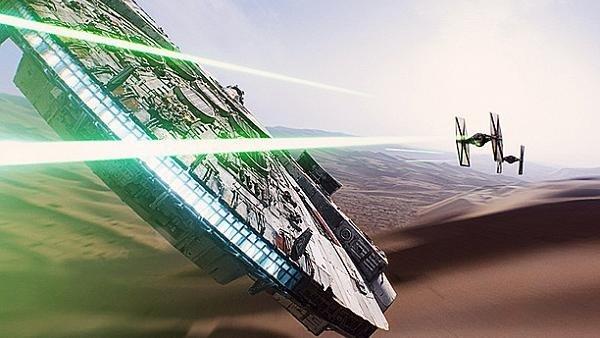 Star Wars ya tiene sus propios drones completamente funcionales