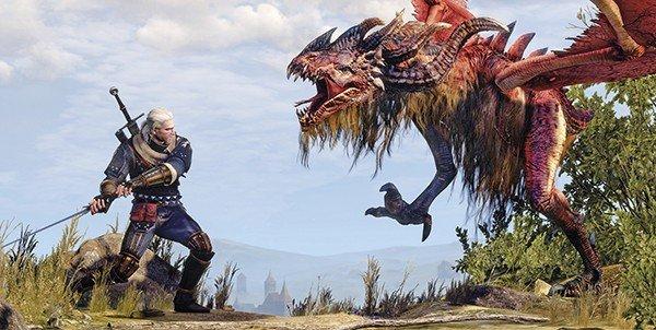 The Witcher 3: Wild Hunt – Juego del Año 2015