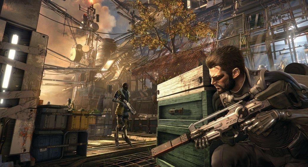 Deus Ex: Mankind Divided retrasa su lanzamiento