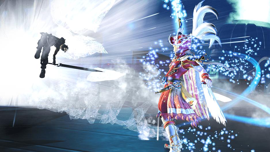 E3 2017 U-tad: Dissidia Final Fantasy NT se muestra en un extenso gampelay