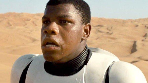 Star Wars VII: Desvelada la identidad del padre de Finn