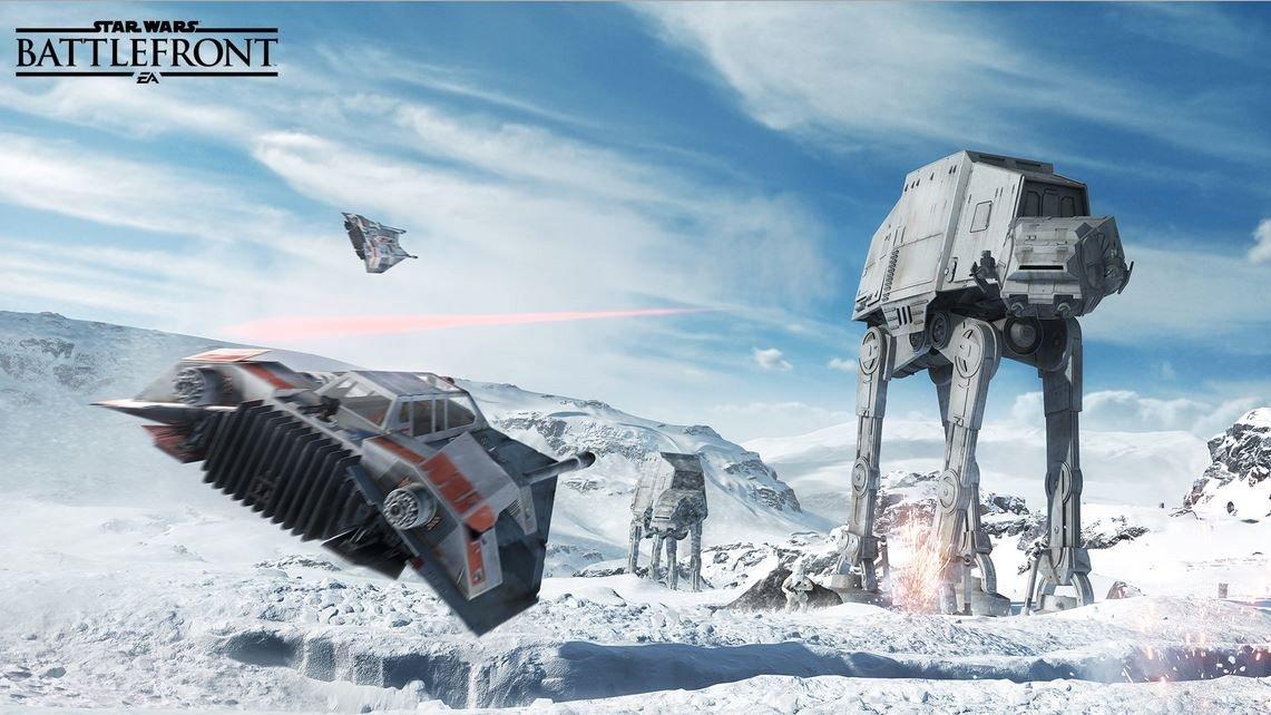 Star Wars: Battlefront muestra cómo construyeron los escenarios del juego