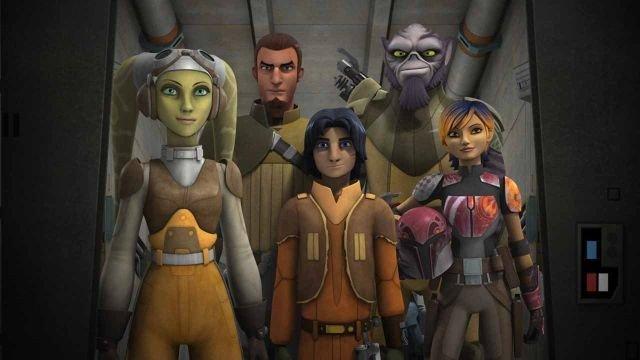 Star Wars Rebels presenta nuevas figuras Funko Pop