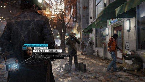 Watch Dogs 2 envía saludos a personalidades de la industria