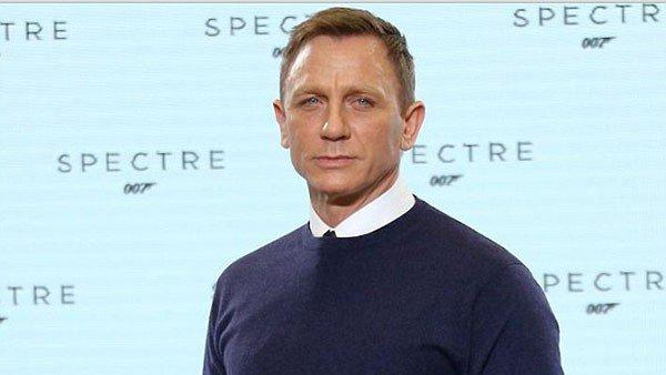 James Bond: Daniel Craig es el favorito para interpretar al agente 007