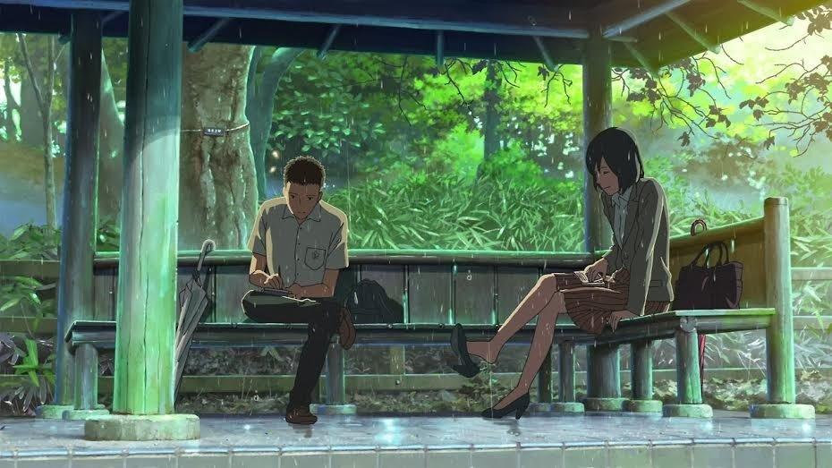 No Solo Gaming Analizamos El Jardin De Las Palabras Una Pequena Joya De Makoto Shinkai