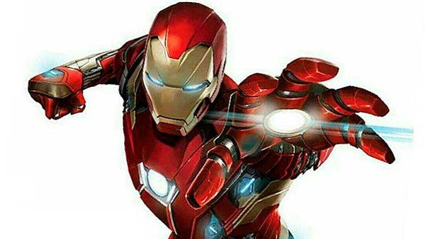 Imà Genes De Iron Man: Capitán América: Civil War: Iron Man Muestra Su Armadura