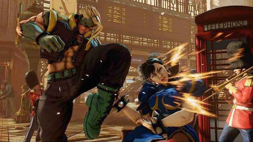 Street Fighter 5 reconoce que debería haber explicado mejor su idea de juego