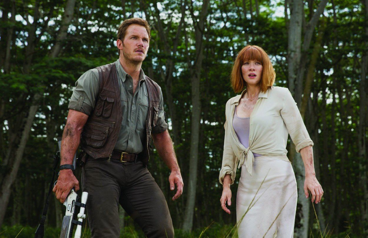 Jurassic World 2: Bryce Dallas Howard no llevará tacones en la secuela