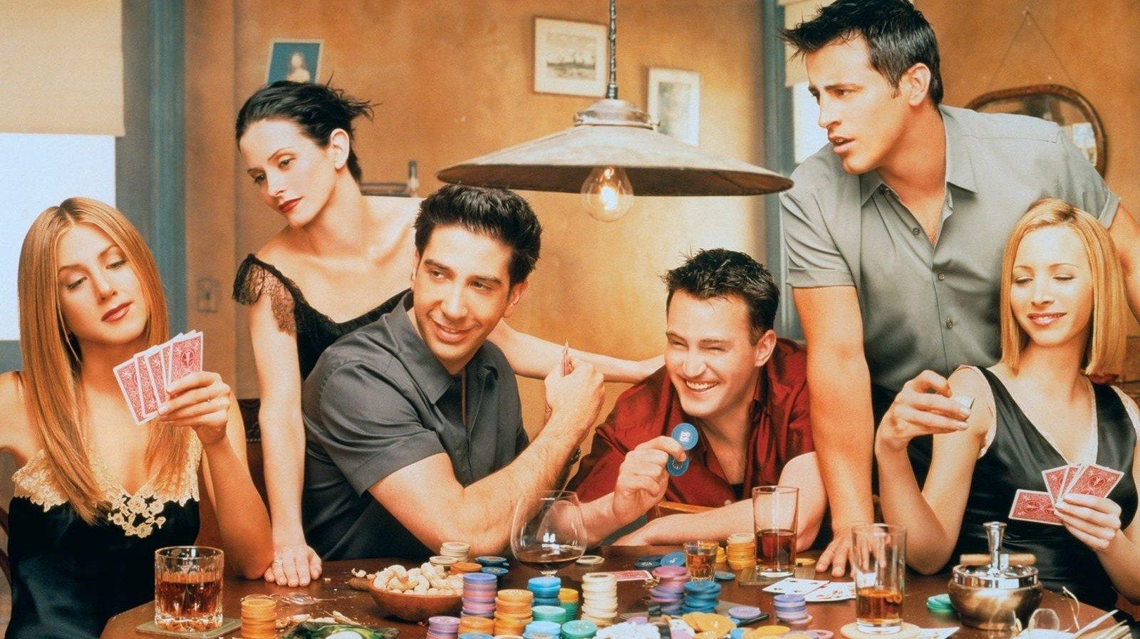 Friends: Las figuras Funko representan la intro de la serie