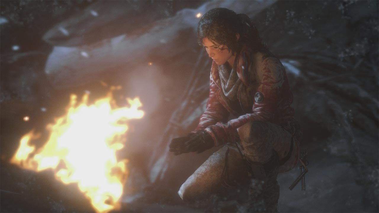 Rise of the Tomb Raider en PlayStation 4 sigue previsto para este año, según Crystal Dynamics