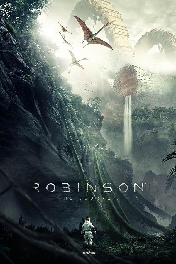 Robinson: The Journey llegará a Oculus Rift muy pronto