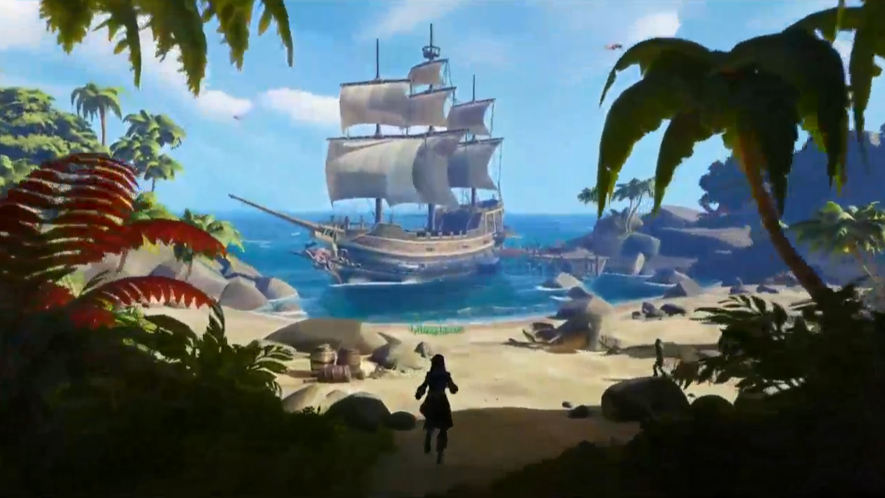 Sea of Thieves presenta un nuevo vídeo en el que hablan de su historia