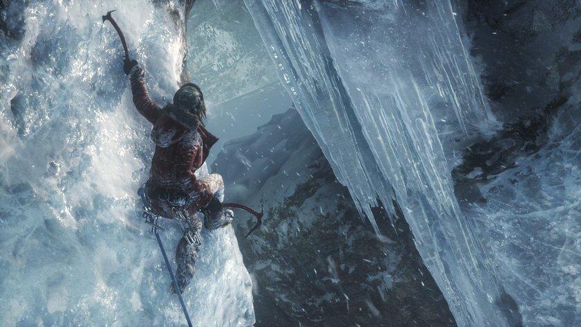 Rise of the Tomb Raider: Comparativa en vídeo de sus versiones de PS4 Pro y PC