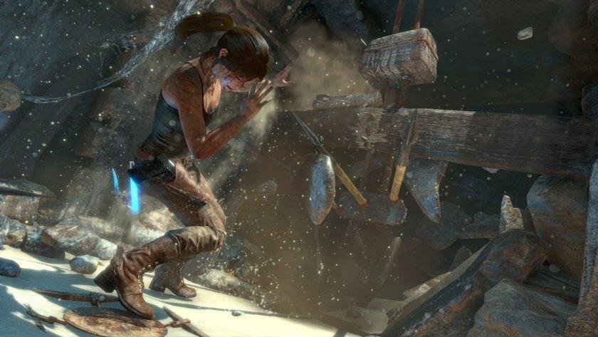 Rise of the Tomb Raider ofrece detalles de su resolución en PlayStation 4 Pro