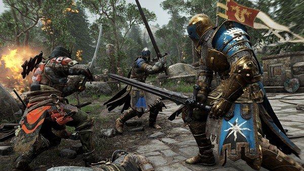 For Honor muestra nuevos vídeos de su modo campaña y su multijugador