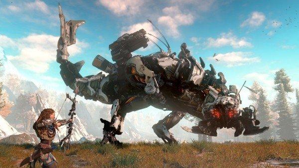 Horizon: Zero Dawn, su productor explica la razón por la que Aloy no puede controlar las máquinas