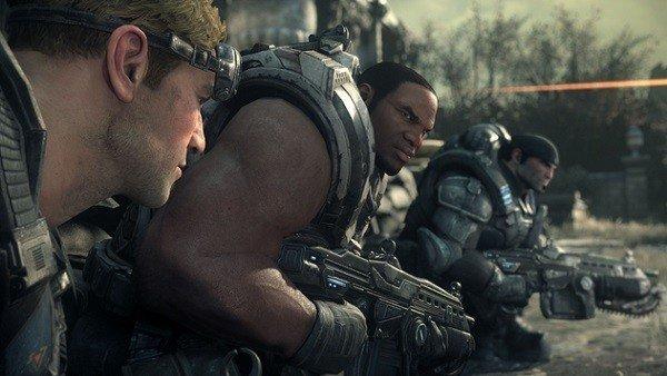 Gears of War: Ultimate Edition recrea el tráiler de Mad World