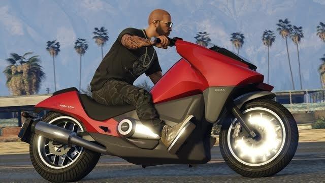 A esto se dedican los jugadores de Grand Theft Auto Online tras su última actualización